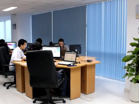 Hanoi coworking space and shared office
