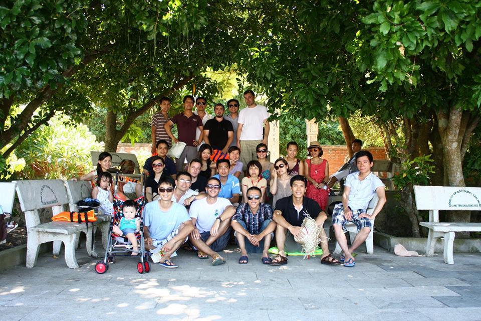 Sutunam Vietnam trip 2013