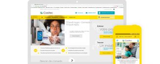 Cositec Wordpress design